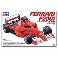 Ferrari F2001 Escala 1/20