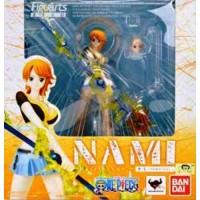 Nami (Battle Ver) - Figuarts Zero