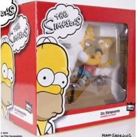 The Simpsons Bart Vs Homer