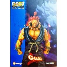 Street Fighter IV: Akuma Gouki 1/6 - Kids Logic