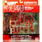 Fix Figuration Red Warrior Gundam