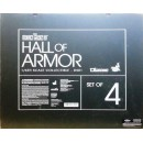 Iron Man 2 Hall of Armor (set of 4)