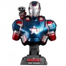 Iron Man 3 Iron Patriot - 1:4 Bust