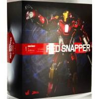 Iron Man Mark  XXXV 35 - Red Snapper