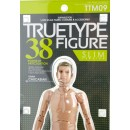 Hot toys  - TTM 09 True type Slim