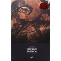 Capitão América - Rescue Versão