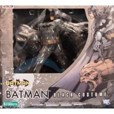Batman Black Costume ArtFX