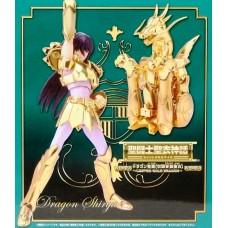 Dragão Shiryu Bronze V1 Gold - Limitado