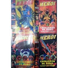 Revista Heroi Vol.6,13,15 E 17.