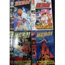 Revista Heroi - Pack Vol. 8,21,24 & 79.