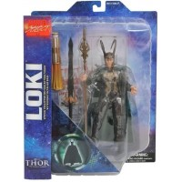 Loki - Thor The Mighty Avenger - Marvel Select