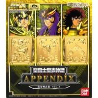Appendix Gold Cloth Box Vol.3