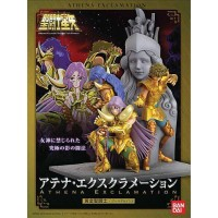 Estatua, Gold Athena Exclamation