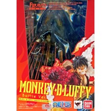 Monkey .D. Luffy - Batlle Vers.