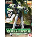 Wild Tiger Action Figure Plastic Model