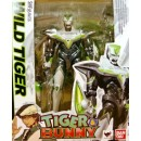 Tiger & Bunny  Wild Tiger Face Open Version
