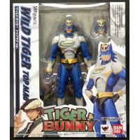 Tiger & Bunny - Wild Tiger Top Mag Versão