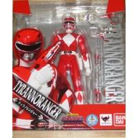 Power Ranger Vermelho Red - Tyranno Ranger
