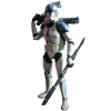 Clone Trooper Deluxe 501st - Star Wars