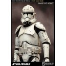 Clone Trooper Deluxe Veterano/Shiny - Star Wars