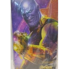 Thanos MMS479 - Guerra Infinita Hot Toys