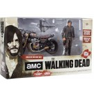 Daryl Dixon with Custom Bike Dead Deluxe Box Set