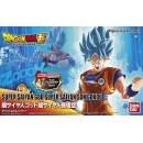 Goku Blue Figure-rise Standard - Plastic Model Kit