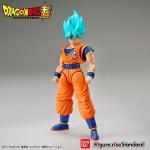 Goku Blue Figure-rise Standard - Plastic Model Kit