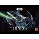 Tie Advanced x1 Model Kit BANDAI
