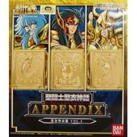 Appendix Gold Cloth Box Vol.4